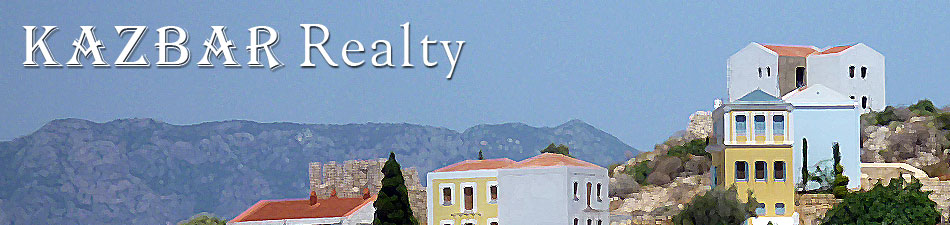 Real estate and properties for sale in Kastellorizo